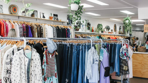 LOCAL CHARITY SHOPS BEGIN TO REOPEN