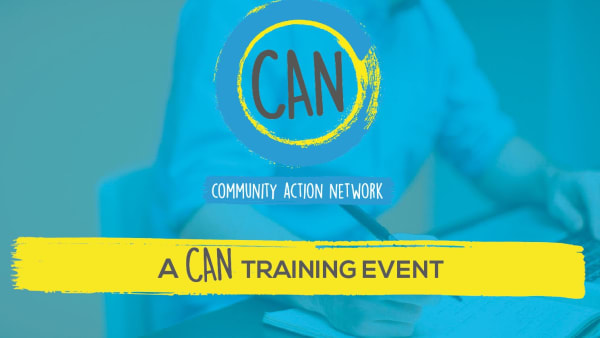 CAN training event logo