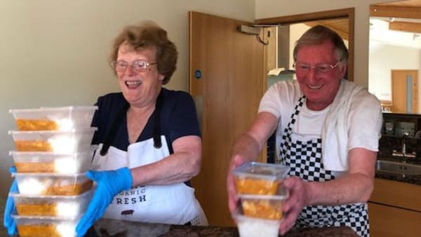 CHRISTCHURCH CHARITY TAKES THE INITIATIVE TO TACKLE SOCIAL ISOLATION